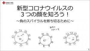 日本赤十字社 コロナ