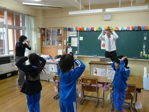 1年生の英語学習\\