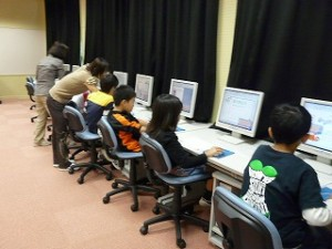 PC学習(2年生 お手づくり)\\\\