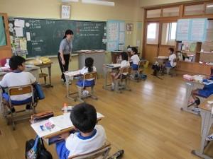 3年生の算数の授業です。なるほど分かった。\