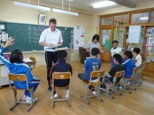 高学年の英語学習\