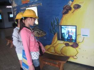 5年生は,栽培漁業センターに行きました。\\