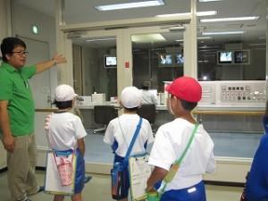 4年生が広域鹿嶋RDFセンターに県学に行きました
