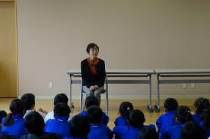 豊津学区以外の読書会からもボランティアとして来てくださいました